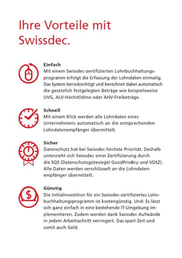 Zertifizierung | Dialog Lohn